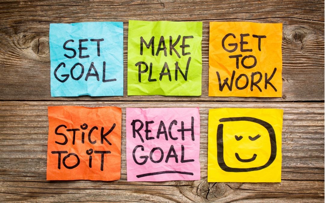 Creating and achieving goals